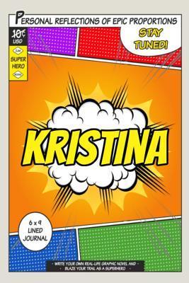 Superhero Kristina J...