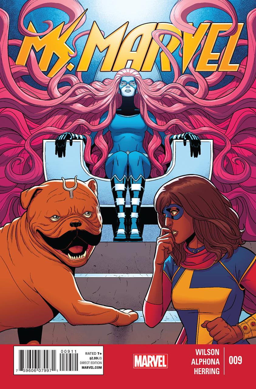 Ms. Marvel Vol.3 #9