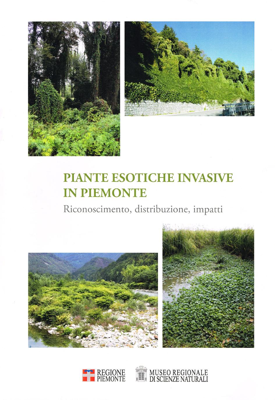 Piante esotiche invasive in Piemonte
