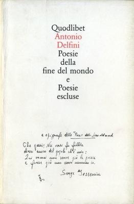 Poesie della fine de...