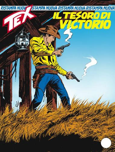 Tex nuova ristampa n. 192