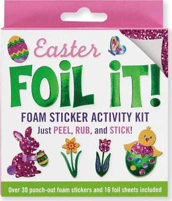 Easter Foil It! Foam...
