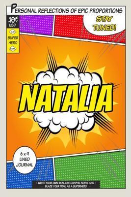 Superhero Natalia Jo...