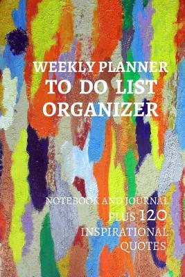 Weekly Planner To Do...