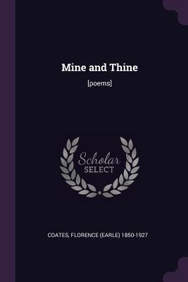 Mine and Thine