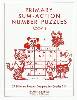 Primary Sum-action Number Puzzles