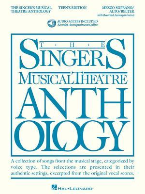 The Singer's Musical Theatre Anthlogy - Teen's Edition