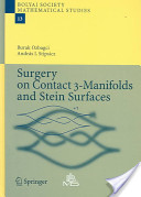 Surgery on Contact 3-Manifolds and Stein Surfaces