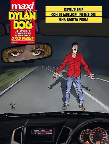 Maxi Dylan Dog n. 21