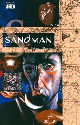 The Sandman n. 14