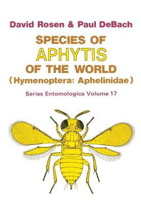 Species of Aphytis of the World