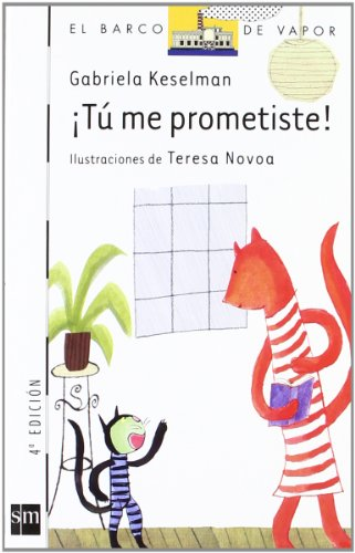 ¡Tú me prometiste!