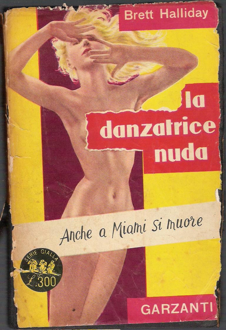 La danzatrice nuda