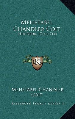Mehetabel Chandler Coit
