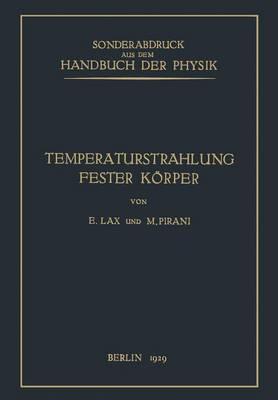 Temperaturstrahlung Fester Körper