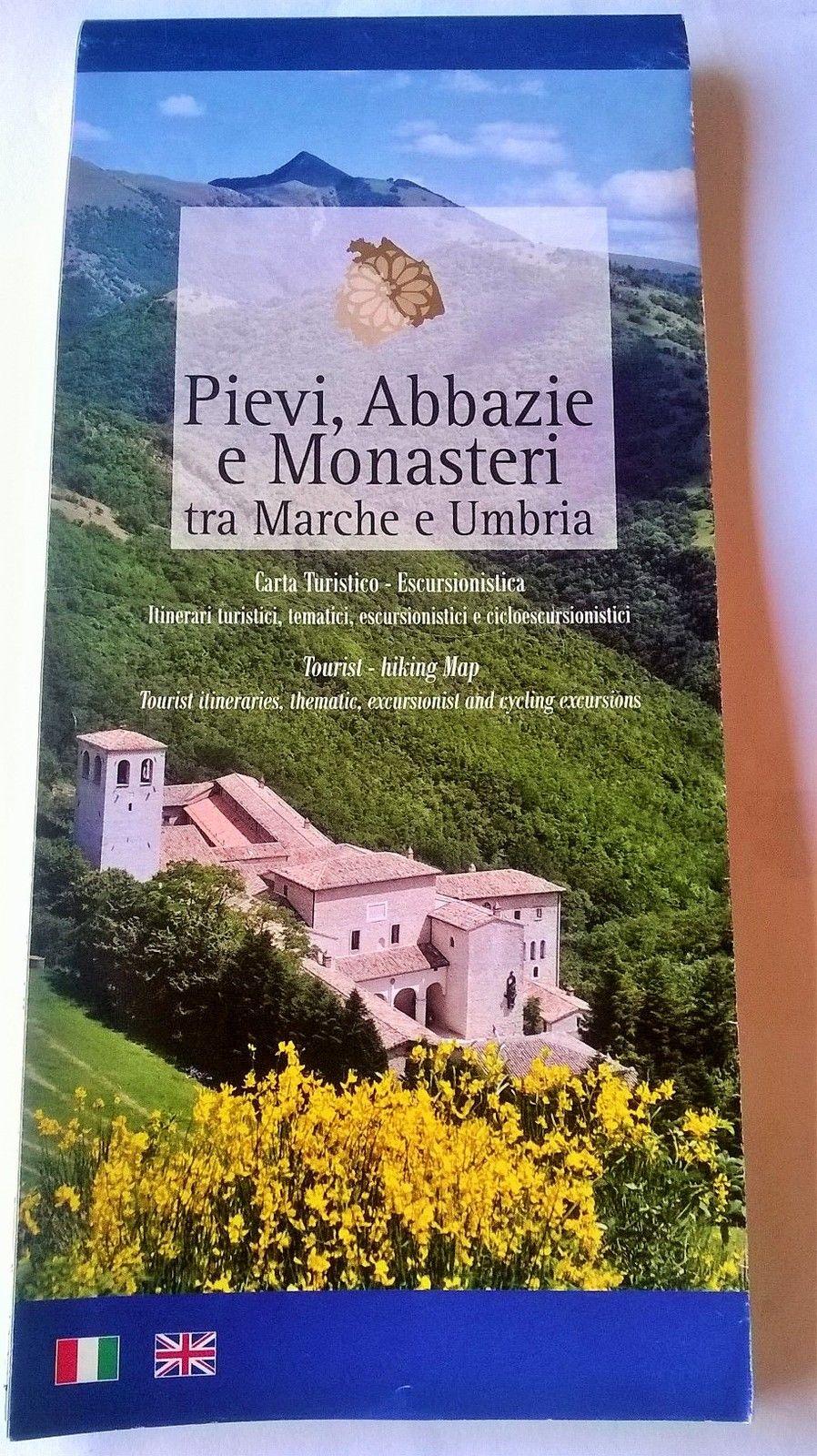 Pievi, abbazie e monasteri tra Marche ed Umbria