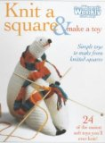 Knit a Square and Make a Toy