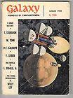 Galaxy - Luglio 1958