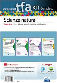 TFA classe A060 per prove scritte e orali. Kit completo