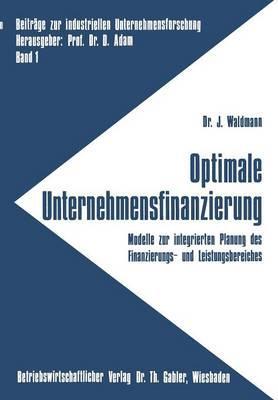 Optimale Unternehmensfinanzierung