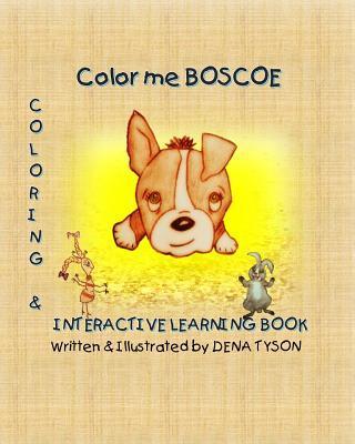 Color Me Boscoe