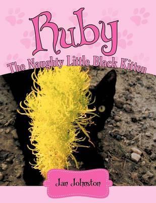 Ruby - The Naughty Little Black Kitten