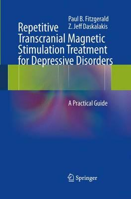 Repetitive Transcranial Magnetic Stimulation Treatment for Depressive Disorders