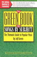 The Green Book of Songs by Subject