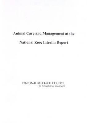 Animal Care and Management at the National Zoo
