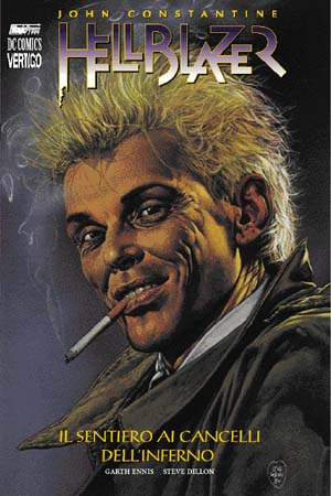 Hellblazer vol. 8