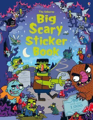 Big Scary Sticker Book