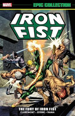 Iron Fist Epic Collection 1