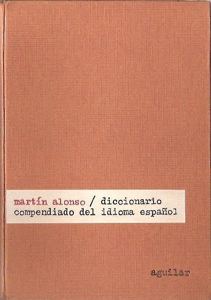 Diccionario compendiado del idioma español
