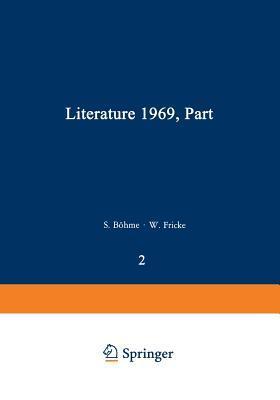 Literature 1969