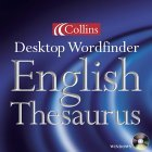Collins Desktop Wordfinder English Thesaurus [CD-ROM]