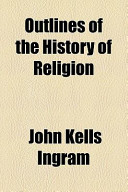 Outlines of the History of Religion