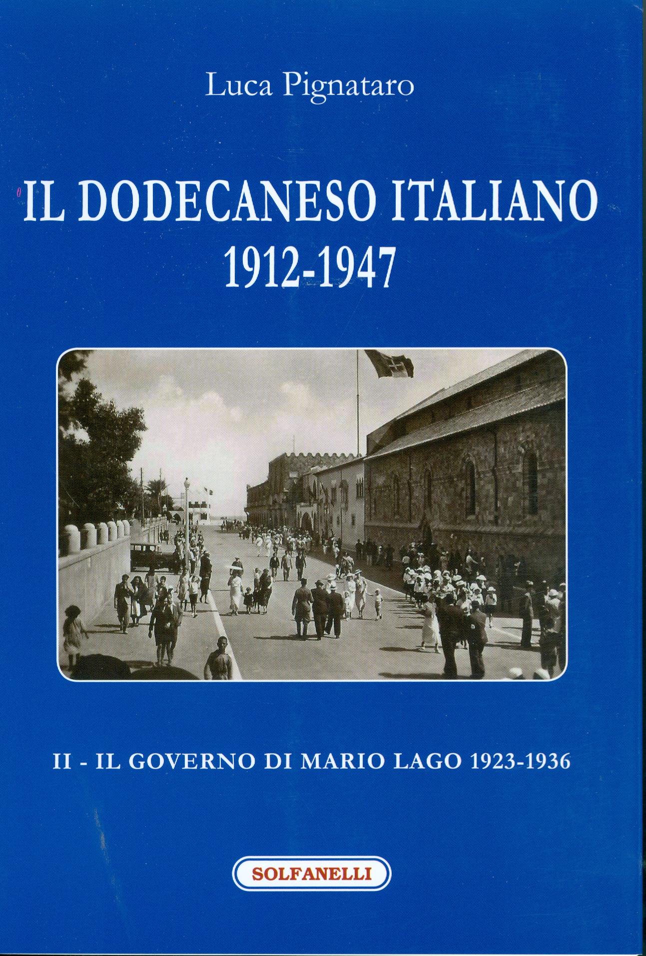 Il Dodecaneso Italiano 1912-1947 - Vol. 2
