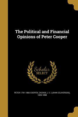 POLITICAL & FINANCIAL OPINIONS