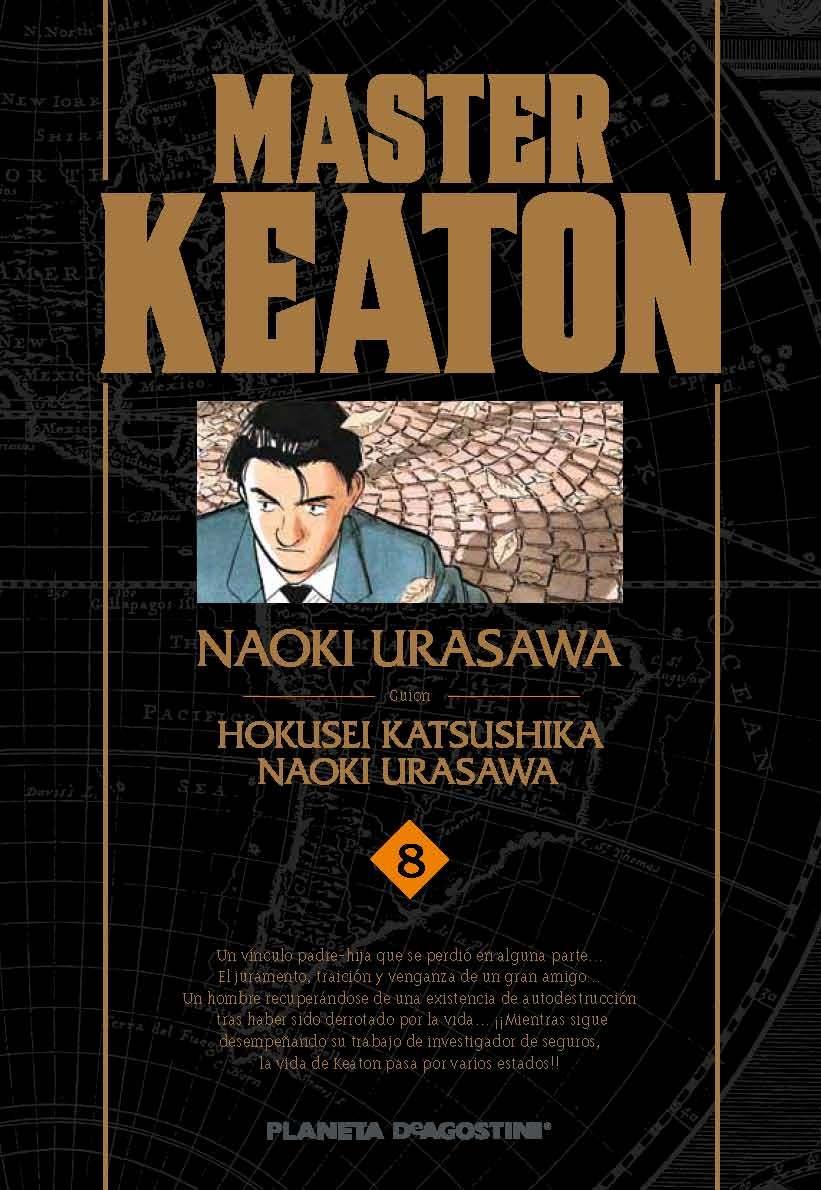 Master Keaton #8 (de 12)