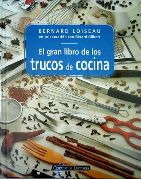 El gran libro de los trucos de cocina