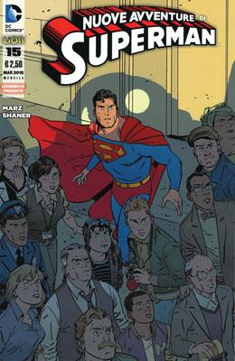 Le nuove avventure di Superman n. 15