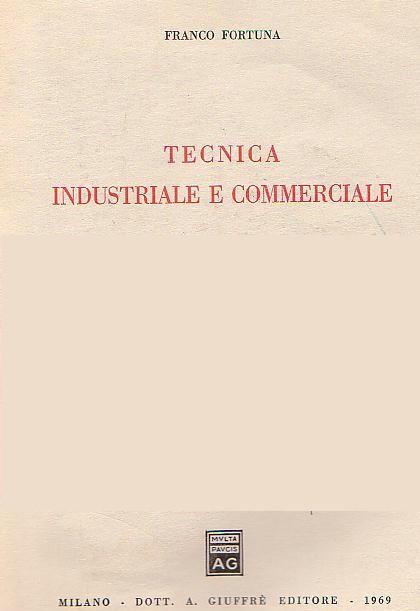 Tecnica industriale e commerciale