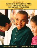 Strategies for Teaching Students with Learning  Behavior Problems