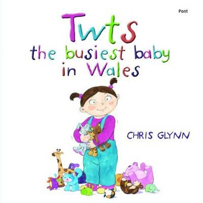 Twts the Busiest Baby in Wales