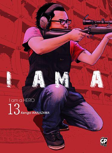 I am a hero vol. 13