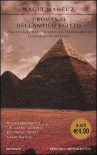 I romanzi dell'Antico Egitto