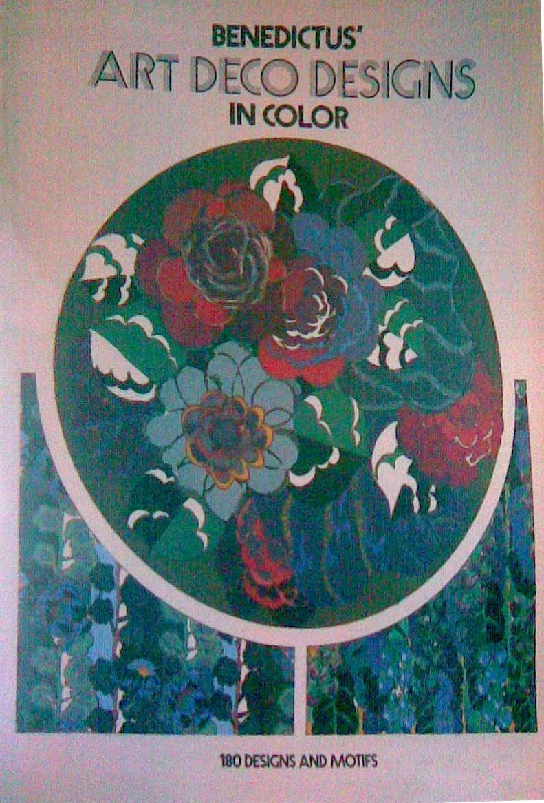 Benedictus' Art Deco Designs in Color