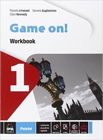 Game on! Workbook. Per la Scuola media. Con e-book. Con espansione online