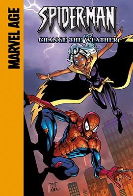 Spider-Man and Storm