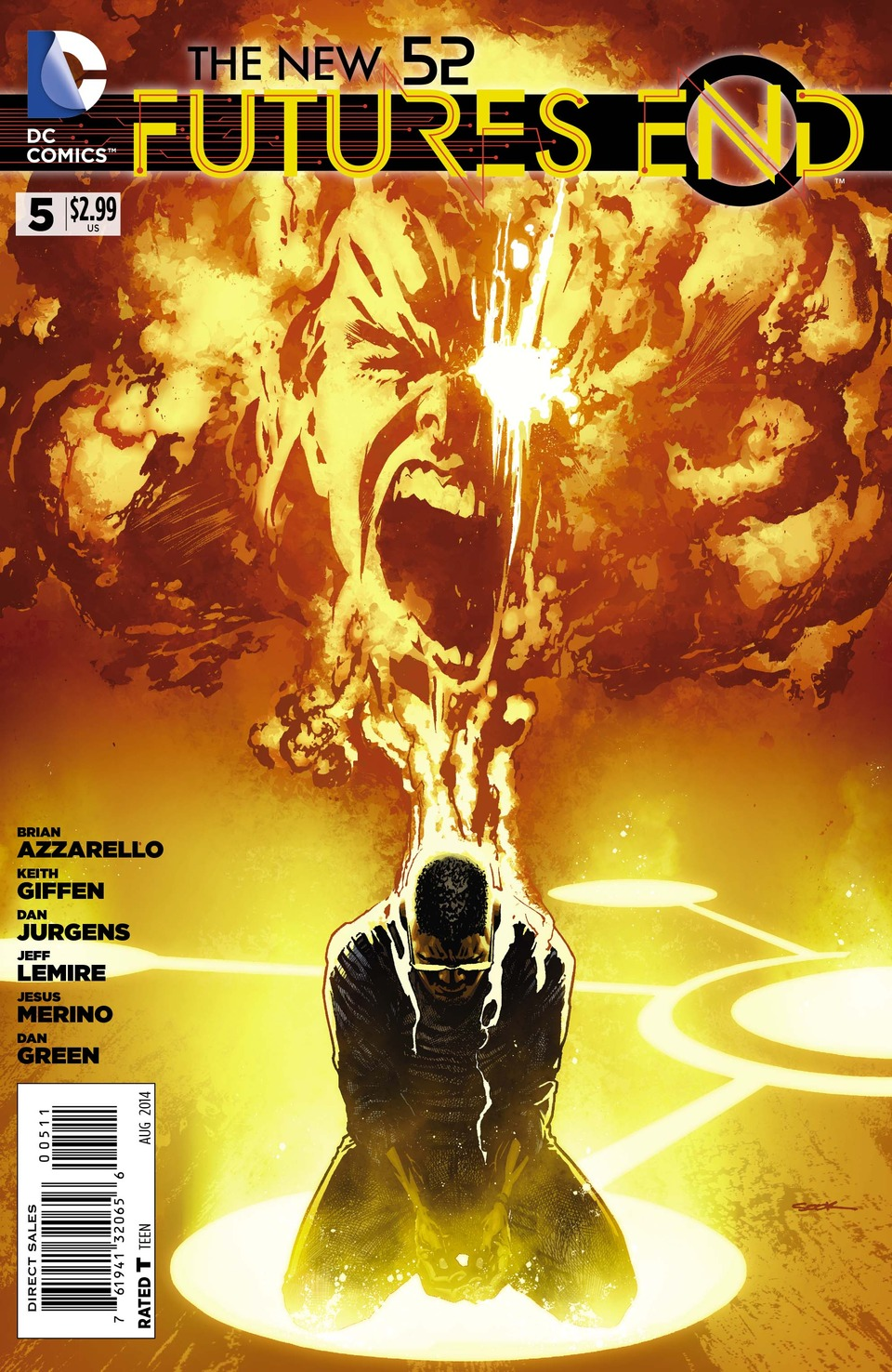 The New 52: Futures End Vol.1 #5